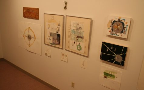 Emerging artist Gardner on display at Farnham