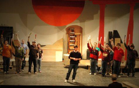 Opera 'The Mikado' takes over Simpson's stage