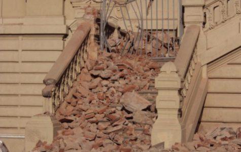 Devastation in Chile
