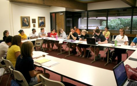 SGA elections take place next weekend