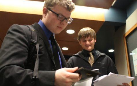 Simpson debate team wins big in Ohio