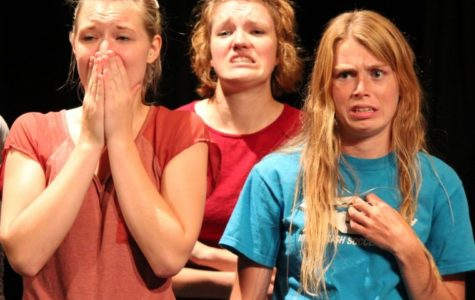 'University' portrays student life, runs through Sunday