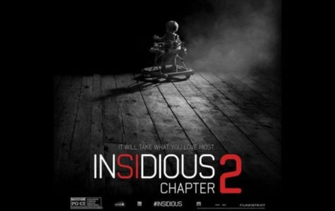 The second chapter of Insidious is a sight to see