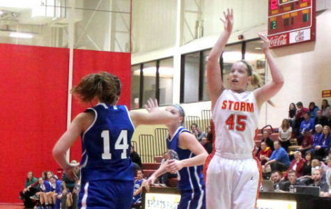 Sophomores headline the Storm women's basketball roster