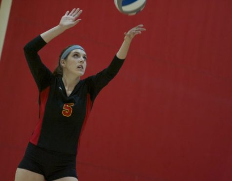 Volleyball heads to Augustana Pumpkin Bash