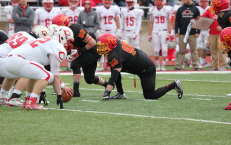 Football plays for pride in closing act with Luther