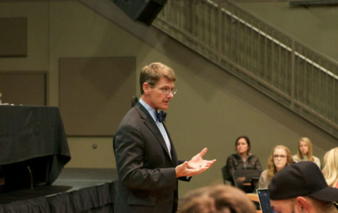 Simpson College president invites community for open discussion following divisive election