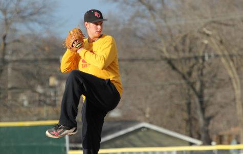 Veteran-heavy baseball team hopes to have winning season