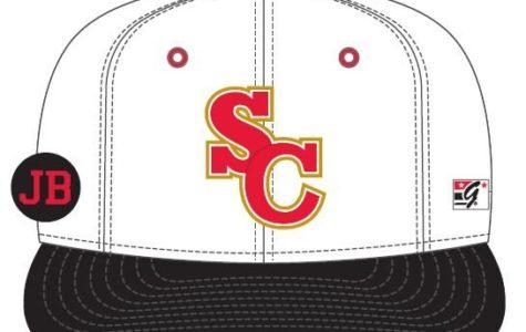 New baseball hats commemorate late Coach Joe Blake