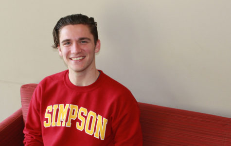 Senior Spotlight: Louis Joslyn