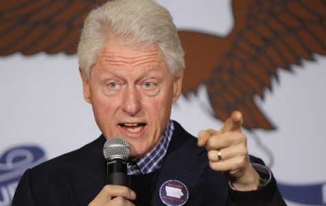 Former President Bill Clinton to visit Simpson College this week