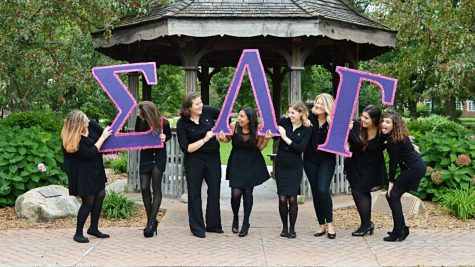 Sigma Lambda Gamma is college's first multicultural sorority