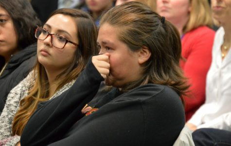 Student body reacts to 2016 presidential election results