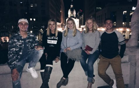 As PRSSA grows, members build personal brand