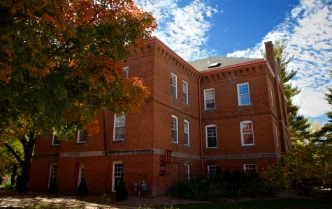 Simpson College Dean's List Fall 2016