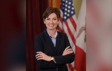 Branstad accepts ambassadorship;Iowato havefirst femalegovernor