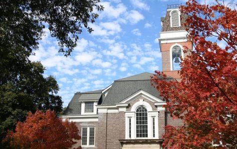 Simpson College President's List Fall 2016