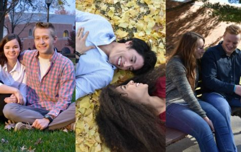 These cute couples found love underneath the maple leaves