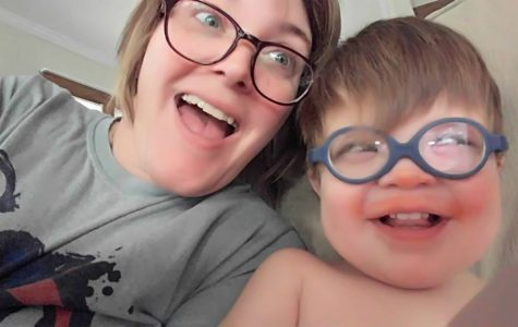 Mother of child with rare eye disorder sees brighter future