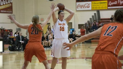 Women's basketball aims for top of conference