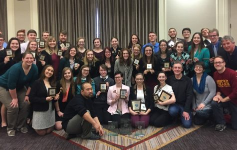 Simpson speech and debate team secures massive win at Gorlok