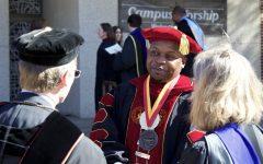 President of Tuskegee University receives Carver Medal