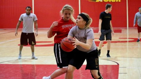 For the love of the game: Intramurals stimulate competition
