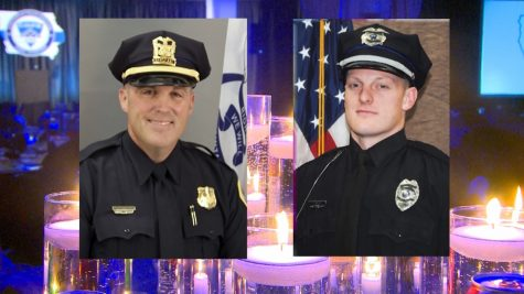 Third annual Black and Blue Ball honors fallen Iowa officers