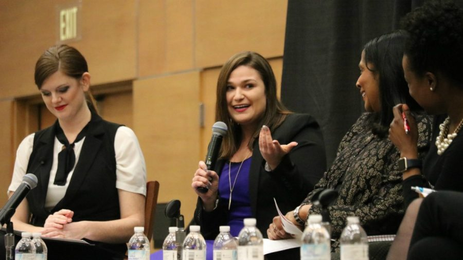 Simpson participates in Women's History Month; see events