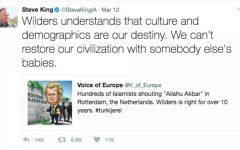 Iowa GOP chair condemns Rep. Steve King's polemical tweet