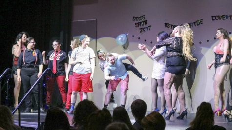 Pride Week, drag show gives students chance to express themselves