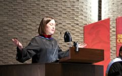 RLC prepares for Simpson's 148th baccalaureate service