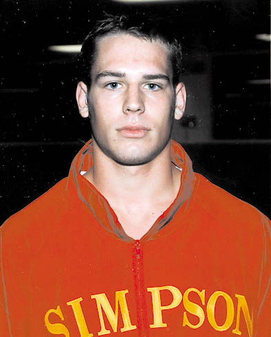 Simpson Wrestlers ride high on young talent