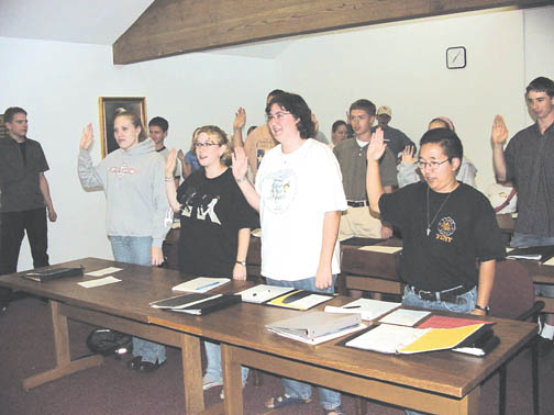 Student Senate to make changes