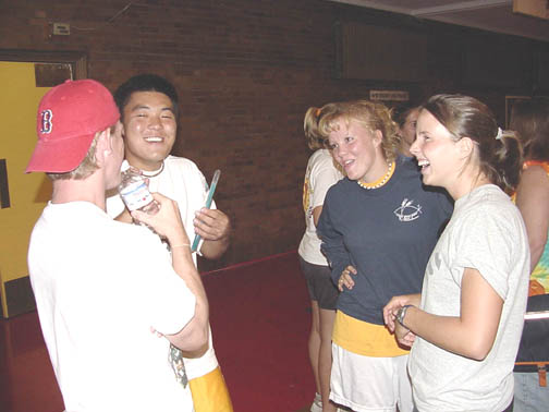Simpson FCA joins fellowship, fun and Christianity with athletics