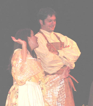Music and acting marry well in Figaro