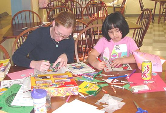 Coloring can be both fun and therapeutic for KKGs