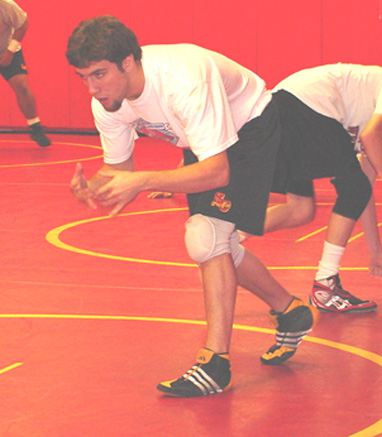 Wrestlers confident about upcoming season