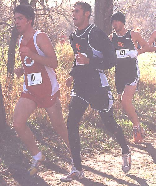 Men's cross country team excited about upcoming NCAA tournament results