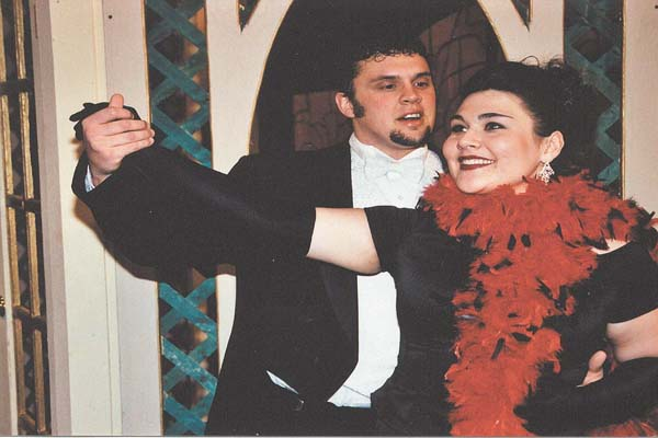 Spring Opera: singing a 'Merry' tune