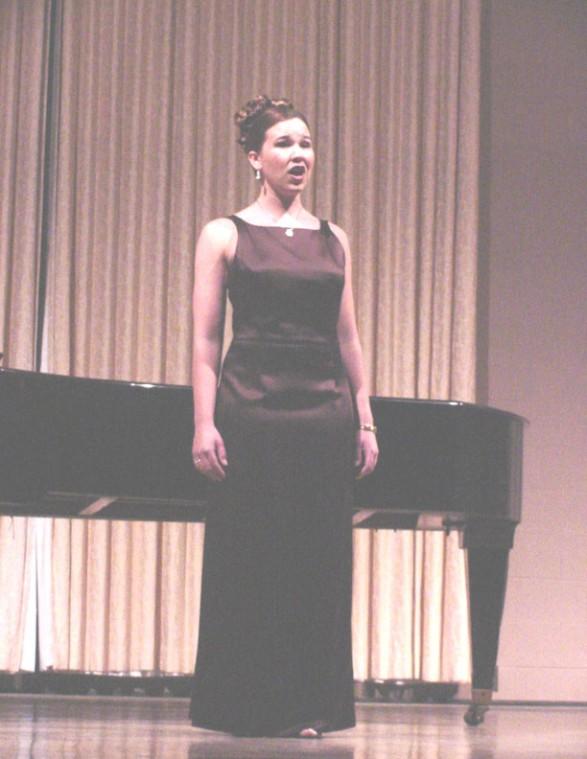 Recitals enhance careers