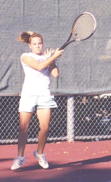 Women's tennis looks towards future