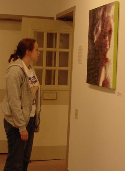 Artist Amanda Miller to display work at Simpson