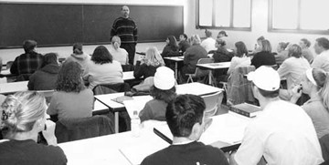 Jump in large class sizes