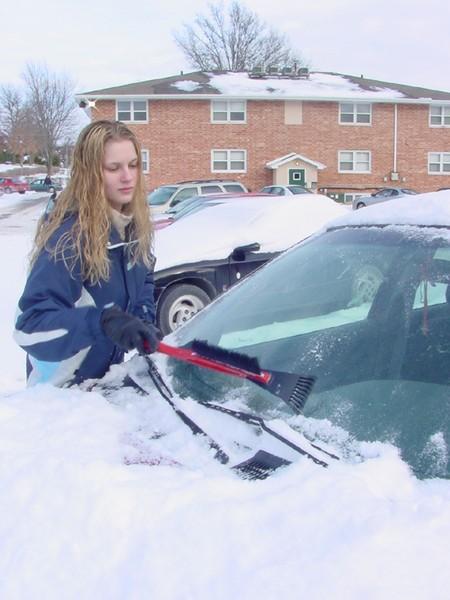 Snow Ordinances scare students