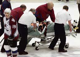 SGA skates around hockey club