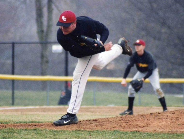 Baseball swings into end of season