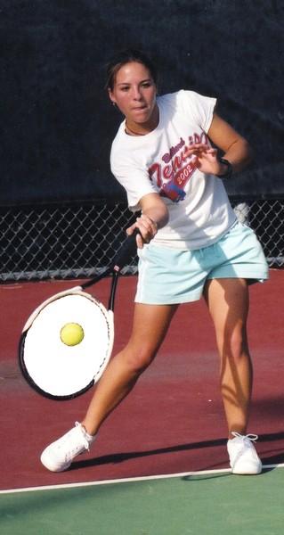 Gibson gives women's tennis a boost