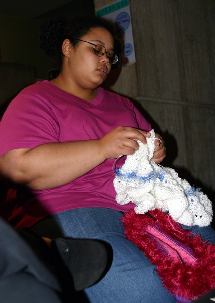New club knits up a storm on campus