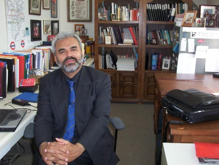 Fulbright scholar delivers lecture on campus today